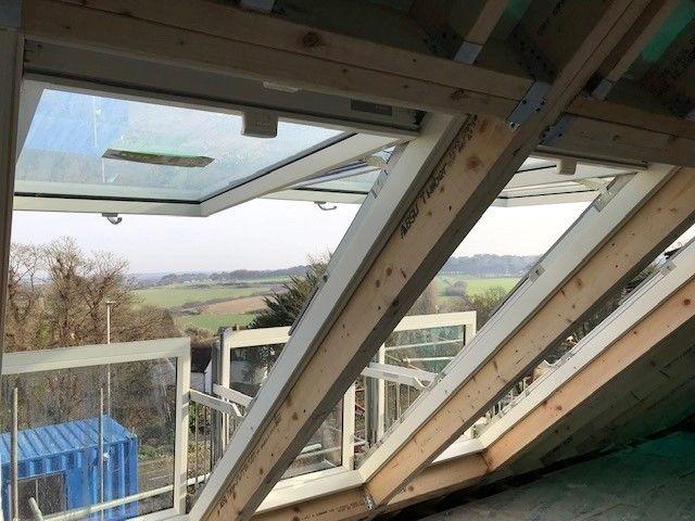 balkon tipi çatı penceresi ölçüsü