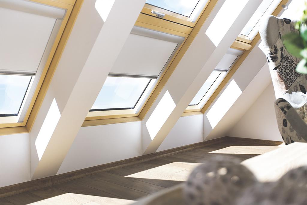 balkon çatı penceresi sistemi