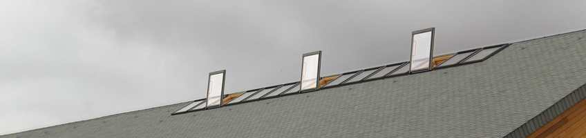 dekoratif duman tahliye pencereleri