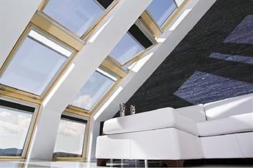 Fakro Uzaktan Kumandalı Elektrikli Premium Beyaz Çatı Penceresi