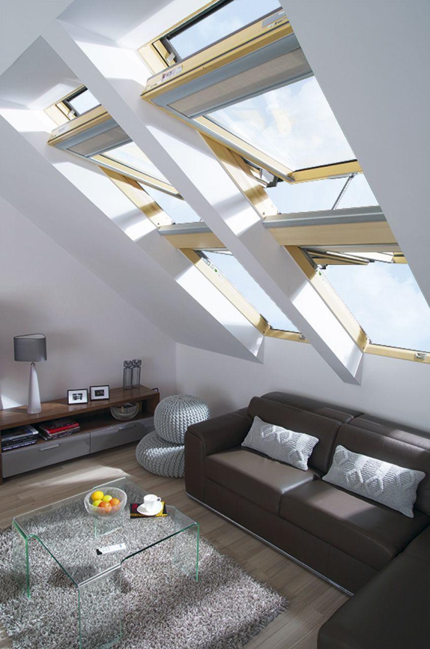 Z-wave elektrikli çatı penceresi modeli