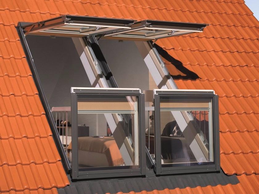 balkona dönüşen pencereler