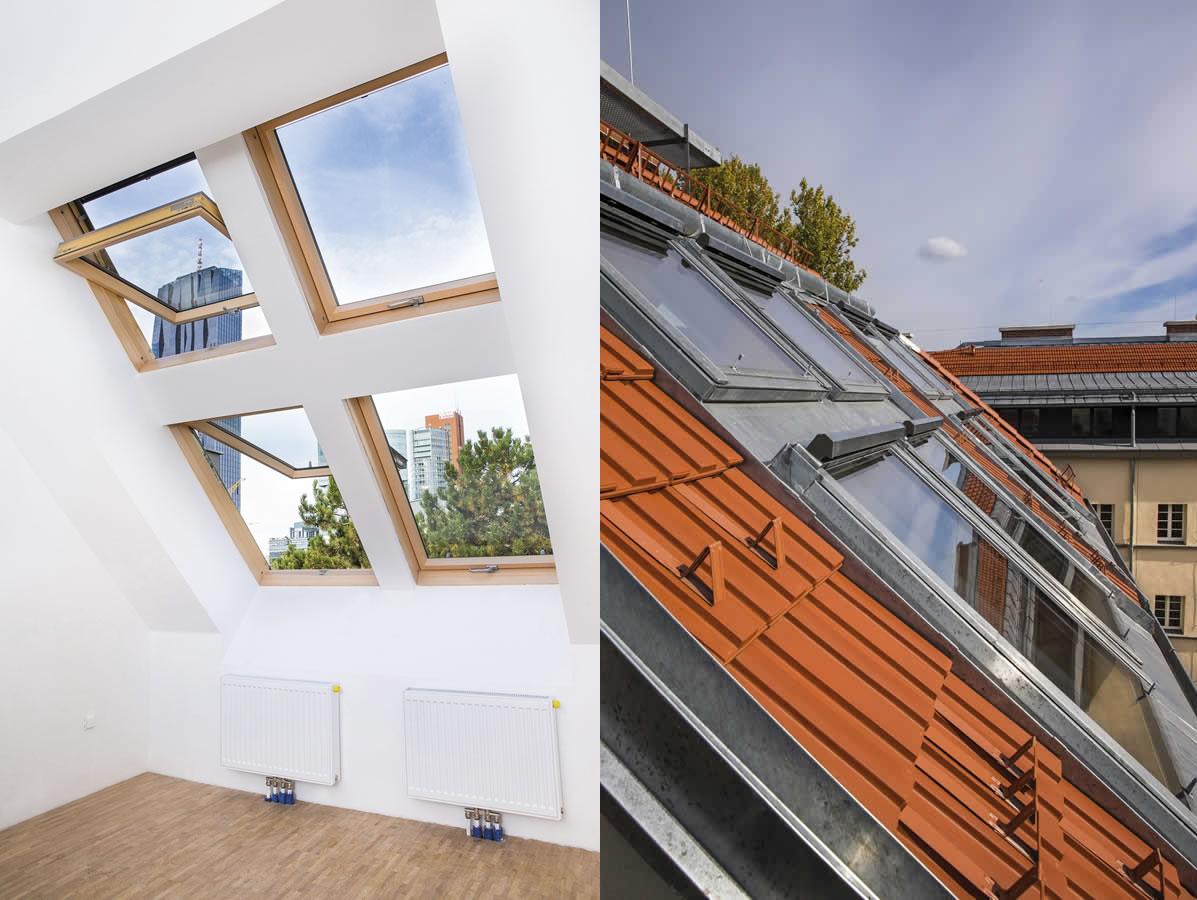 en uygun fakro standart çatı penceresi