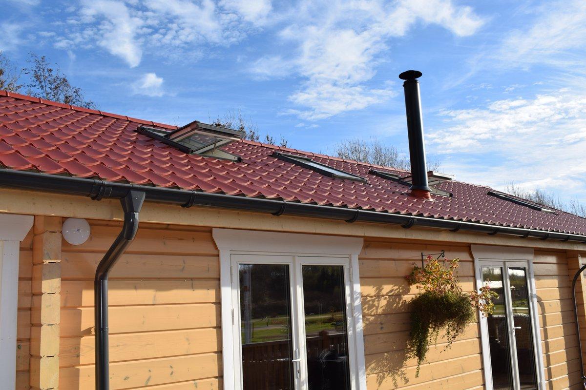 ısı kesen standart çatı pencereleri