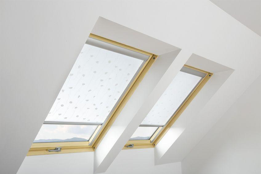 fakro teras çatı penceresi stor perdeleri