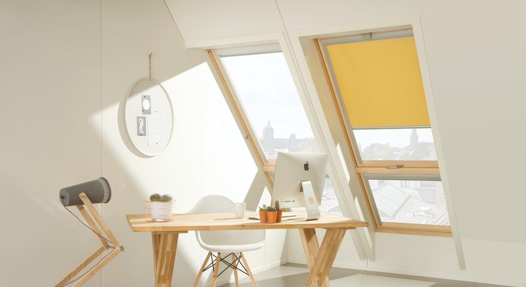 fakro yüksek üstten pivot çatı penceresi ölçüsü
